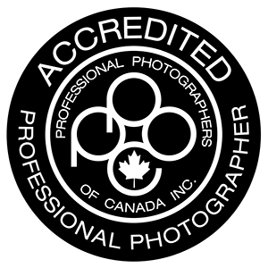 Nationally Accredited Photographer