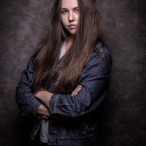 Portrait of Hannah