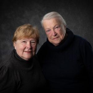 Sister Family Portrait
